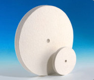dischi in sisal cotone