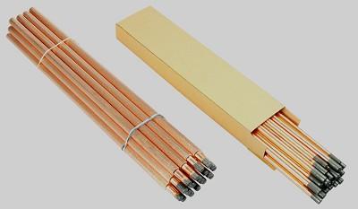 Elettrodi di carbone per scriccatura - Salfershop.com