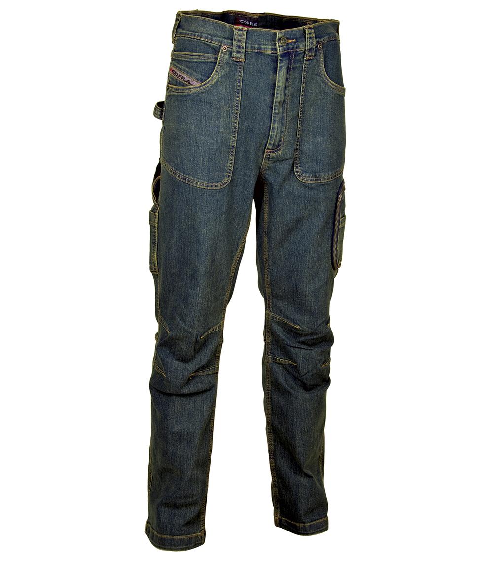 Pantaloni Cofra Jeans Barcelona Salfershop.com