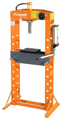 Pressa idraulica 20 t for Pressa idraulica per officina usata