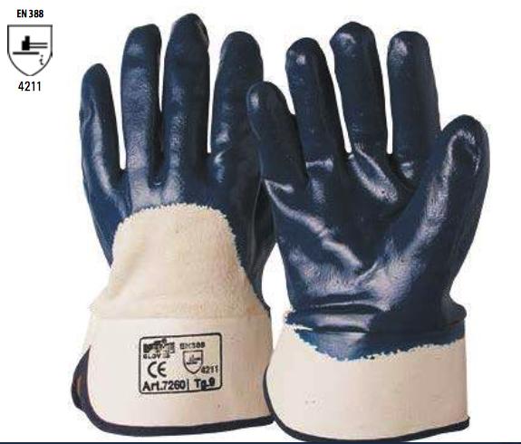 Guanto NBR 7260 Salfershop.com